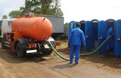 Обслуживание биотуалетов в Таганроге