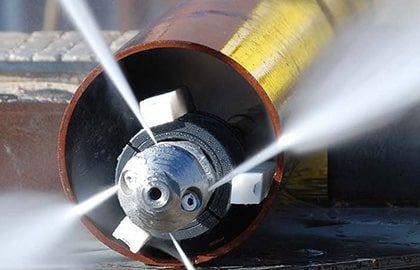 Гидродинамическая прочистка канализации в Таганроге